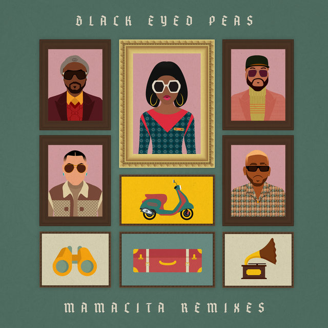 MAMACITA – The Remixes