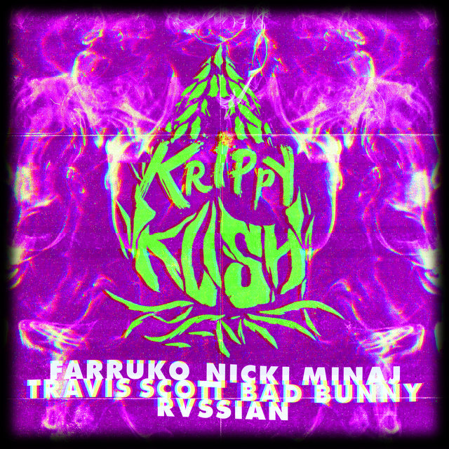 Krippy Kush (feat. Travis Scott & Rvssian) (Travis Scott Remix)