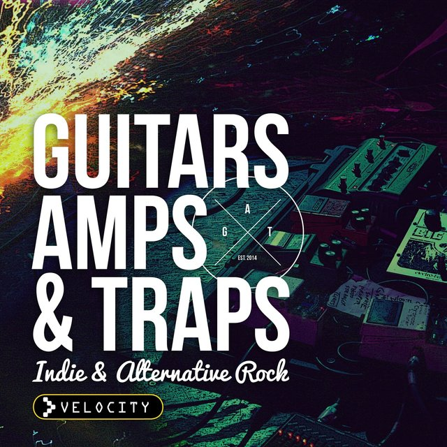 Guitars Amps And Traps