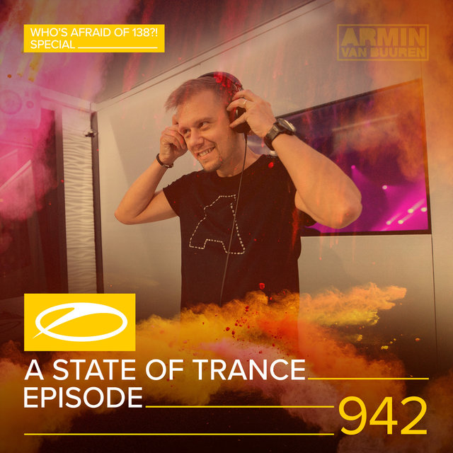 ASOT 942 - A State Of Trance Episode 942