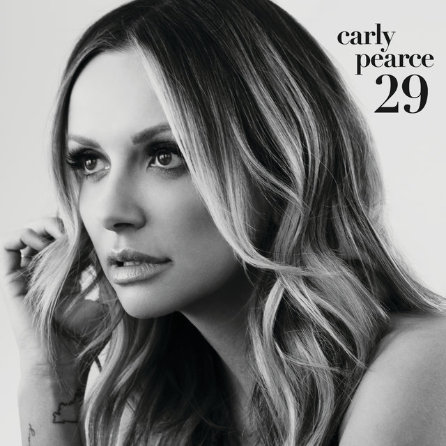 Cover art for album 29 by Carly Pearce
