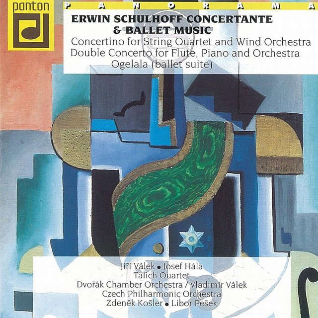 Schulhoff: Concertante and Ballet Music