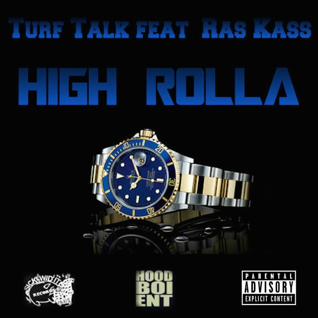 High Rolla (feat. Ras Kass)
