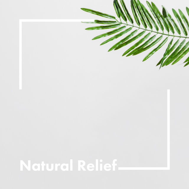 Natural Relief: Music that Relieves the Headache, Reduces Stress and Tension, Soothes Nerves, Calm Melodies that Give Peace, Restores Harmony and Balance