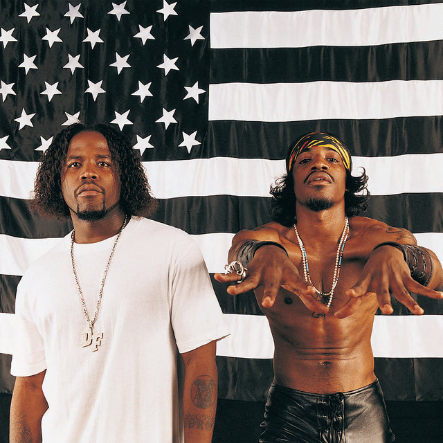 Cover art for album  by Outkast