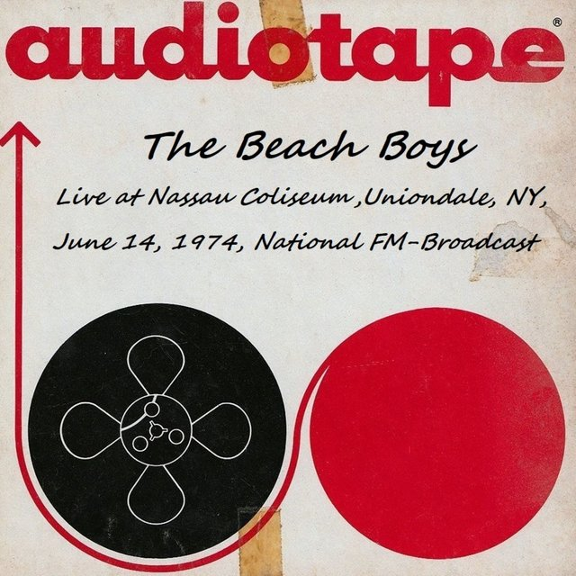 Live At Nassau Coliseum, Uniondale, NY. June 14th 1974, National FM-Broadcast