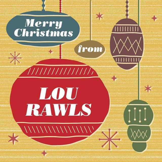 Merry Christmas From Lou Rawls