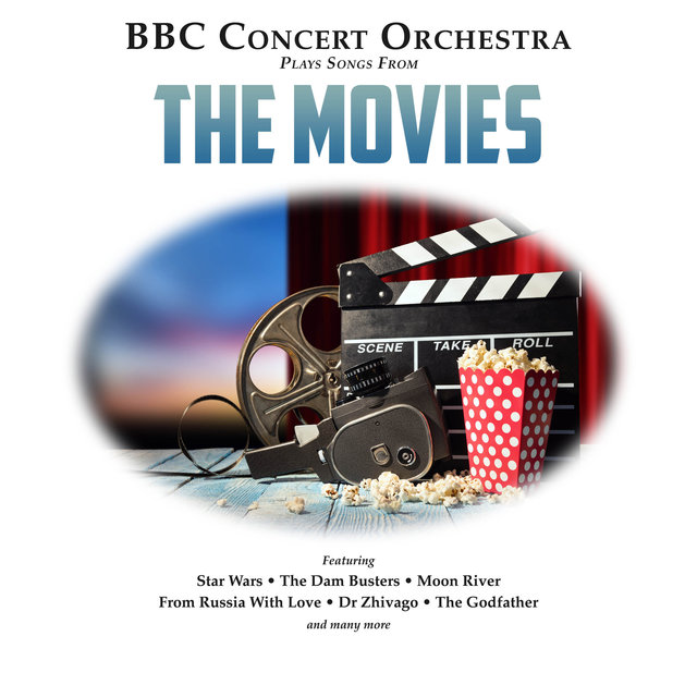 BBC Concert Orchestra Plays Songs from The Movies