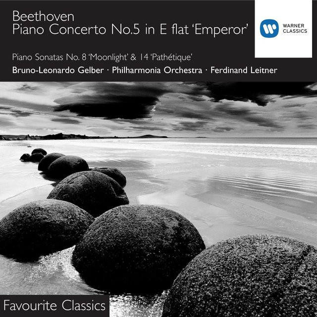 Beethoven: Piano Concerto No 5,