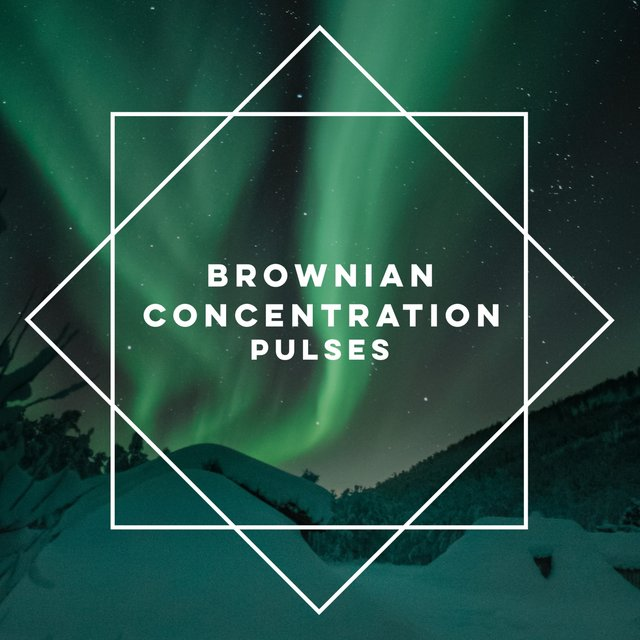 Brownian Concentration Pulses