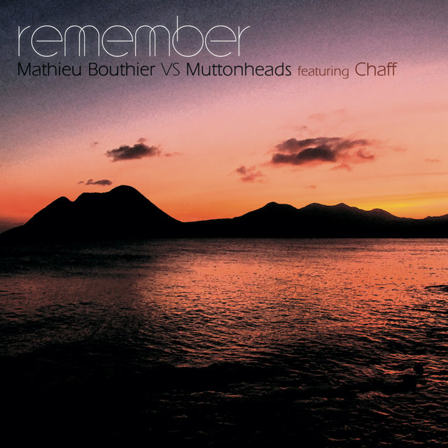 Remember (feat. Chaff)
