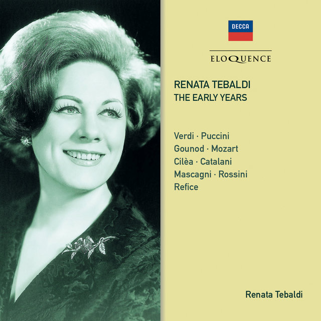 Renata Tebaldi - The Early Years