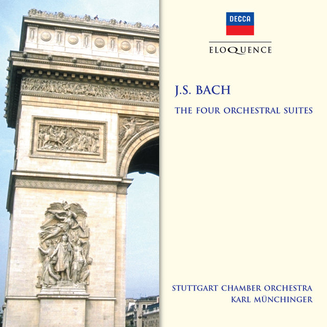 Bach, J.S.: The Four Orchestral Suites