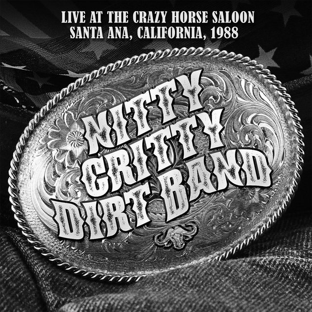 Live at the Crazy Horse Saloon, Santa Ana, California 1988 (Live: Santa Ana, California 1988)