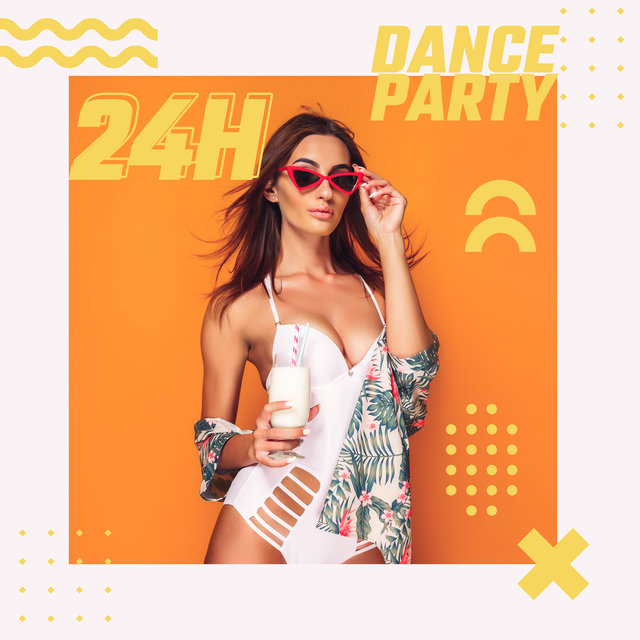 24H Dance Party: Summer Vibes, Pure Relaxation, Boat Party, Beach Music, Perfect Music for Relaxation, Lounge Vibes, Summer Cocktails