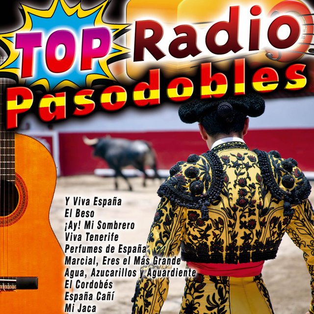 Top Radio Pasodobles