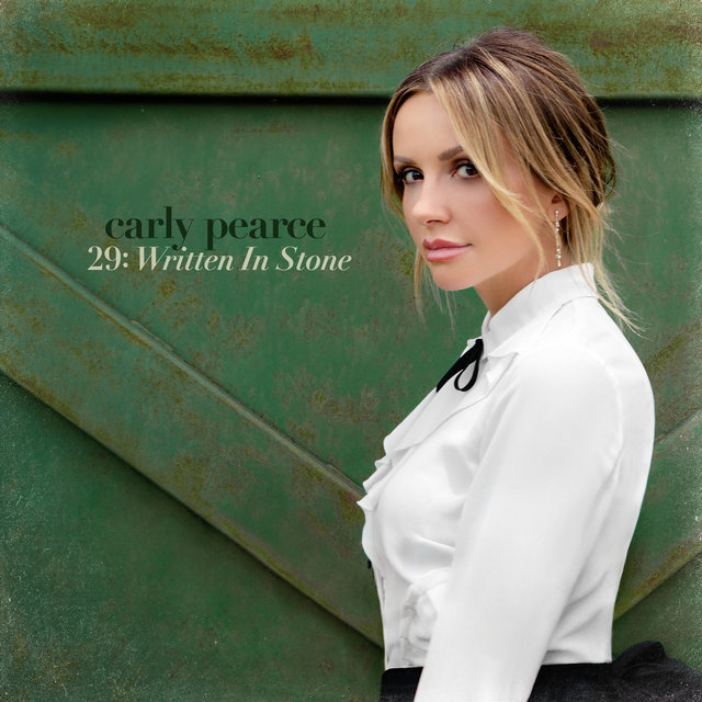 Cover art for album 29: Written In Stone by Carly Pearce
