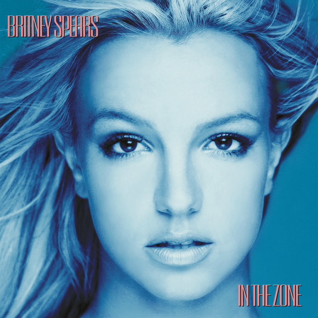 Cover art for album  by Britney Spears