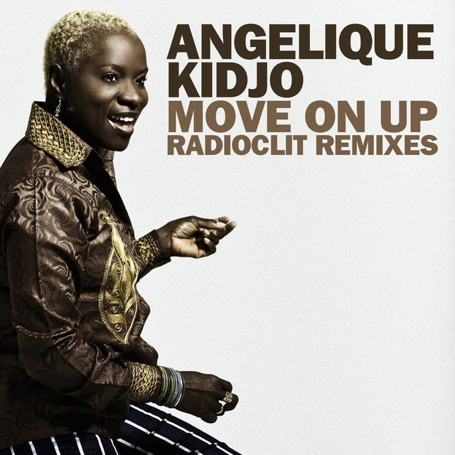 Move On Up (Remixes by Radioclit) EP