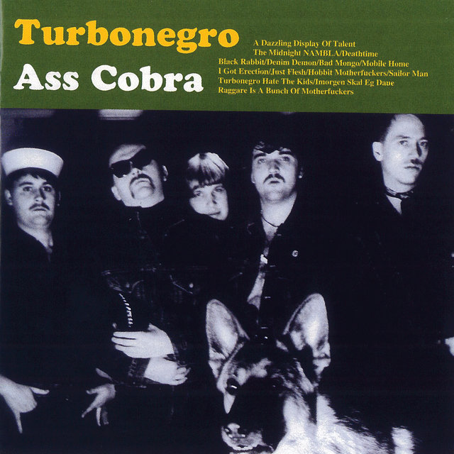 Ass Cobra (Remastered With Bonus Tracks)
