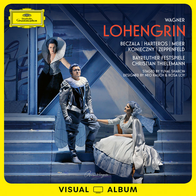 Wagner: Lohengrin (Visual Album / Live at Bayreuther Festspiele / 2018 / directed by Yuval Sharon)
