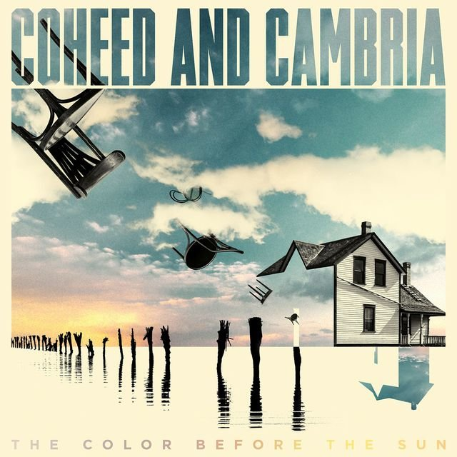 Cover art for album The Color Before The Sun by Coheed And Cambria