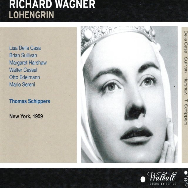 Richard Wagner : Lohengrin (New York 1959)