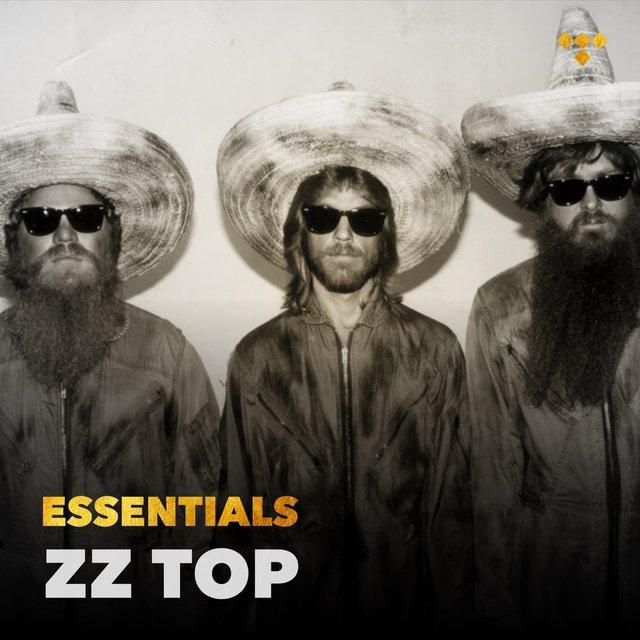 Cover art for album ZZ Top Essentials by TIDAL