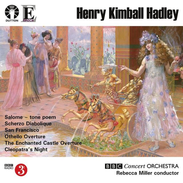 Hadley: Salome & San Francisco