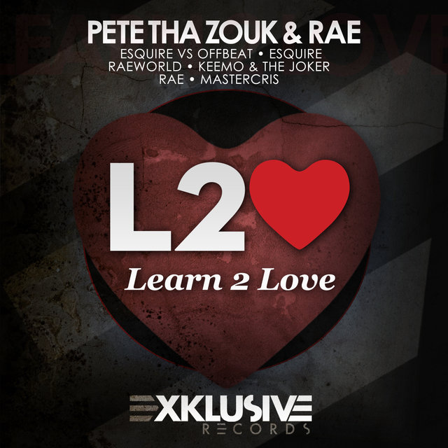 Learn 2 Love (Remixes)