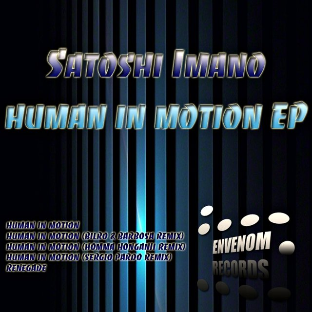 Human in Motion Ep
