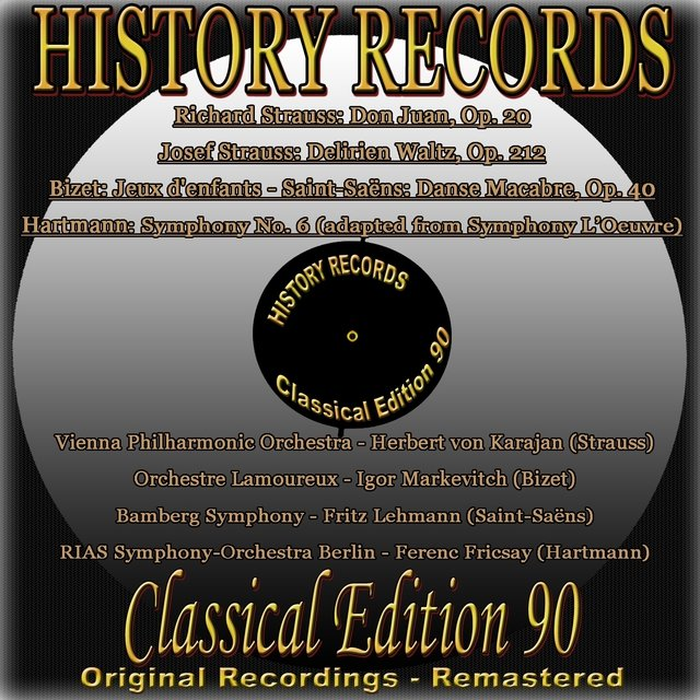 History Records - Classical Edition 90