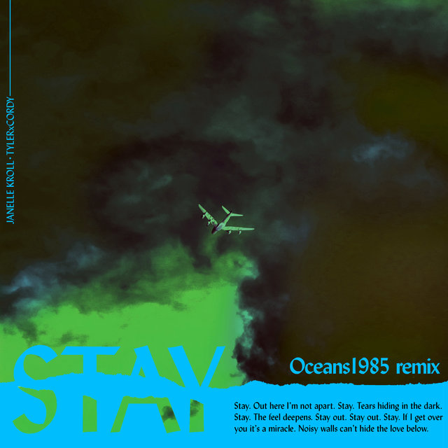 STAY (Oceans1985 remix)