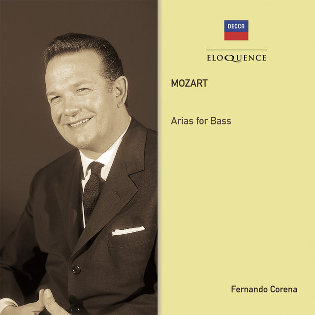 Mozart: Arias For Bass