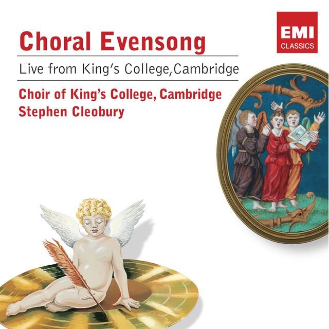 Choral Evensong live from King's College