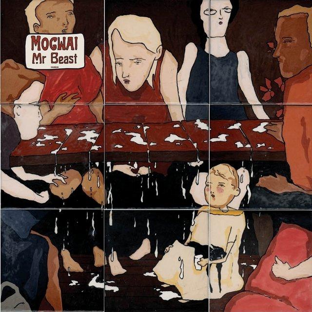 Cover art for album Mr. Beast by Mogwai