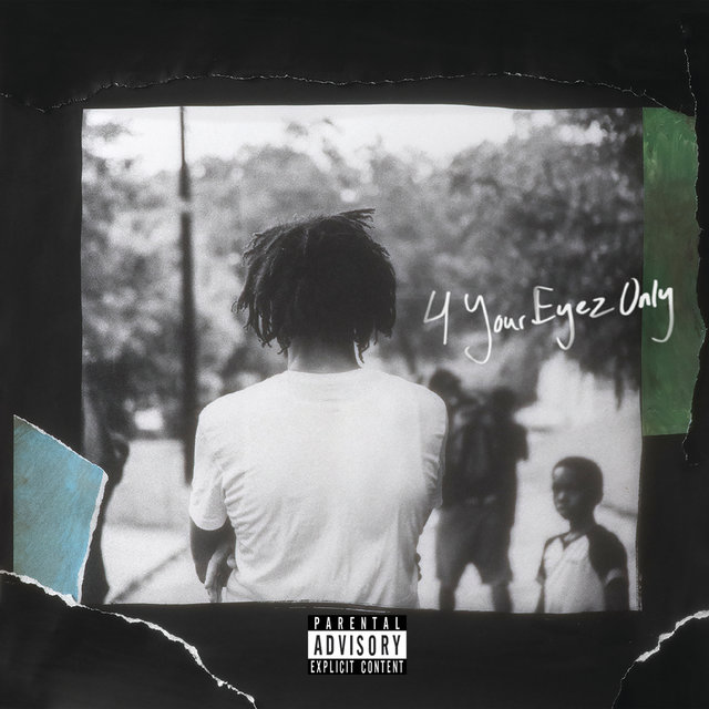 Cover art for album 4 Your Eyez Only by J. Cole