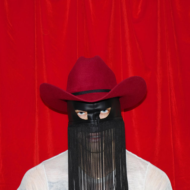 Cover art for album Pony by Orville Peck