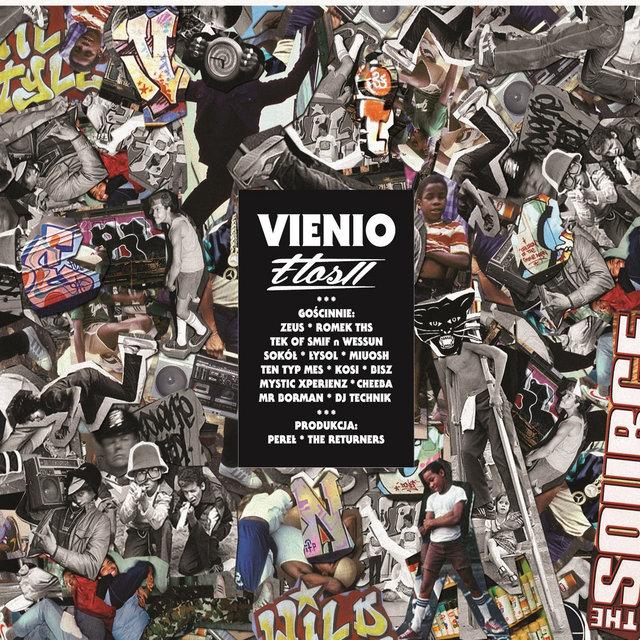 Cover art for album Etos 2 by Vienio