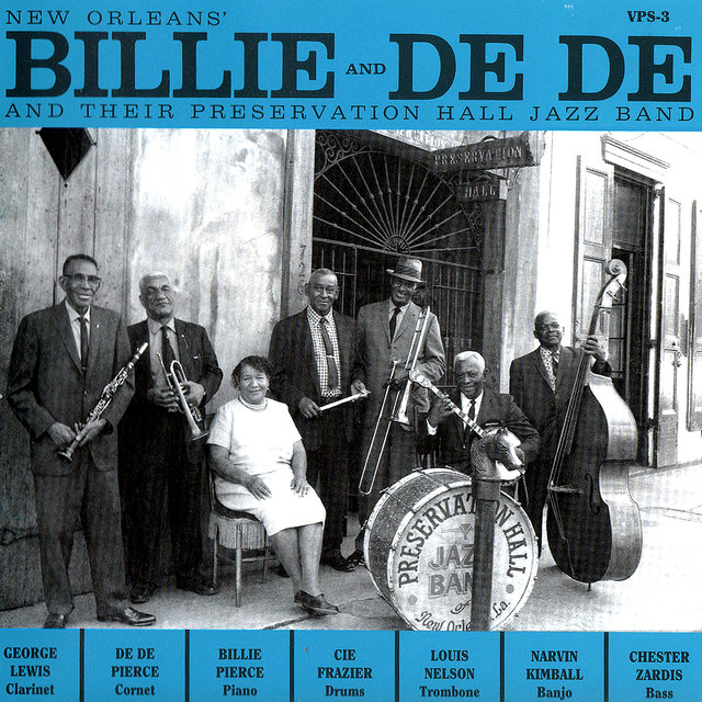 New Orleans' Billie and De De and Their Preservation Hall Jazz Band