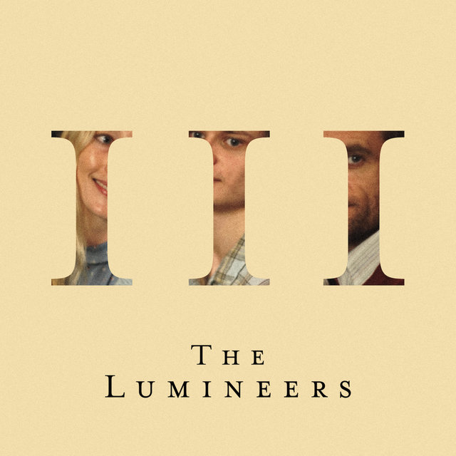 Cover art for album III by The Lumineers