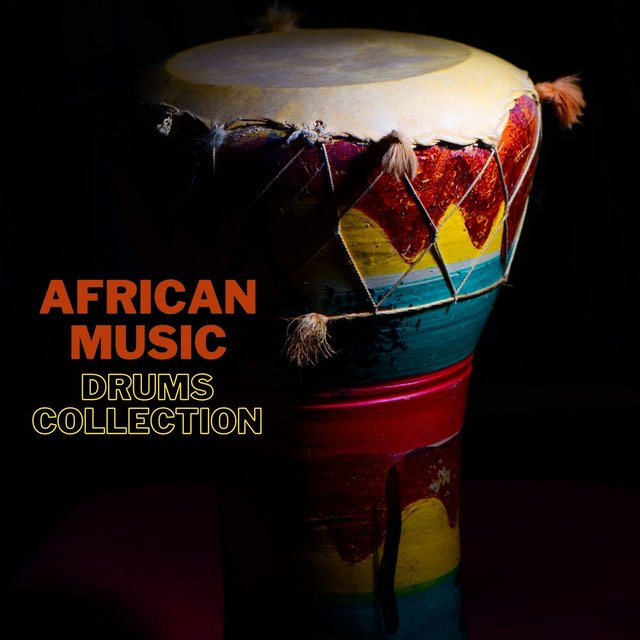 African Music Drums Collection
