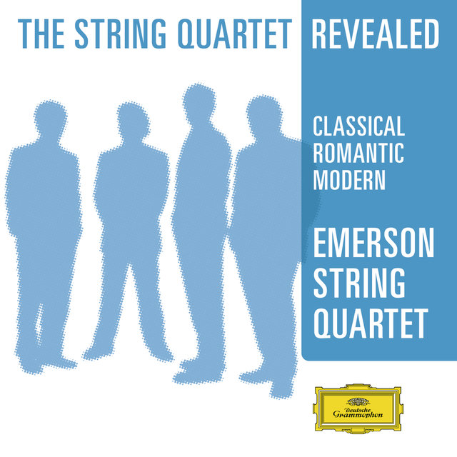 Emerson String Quartet - The String Quartet Revealed (3 CDs)