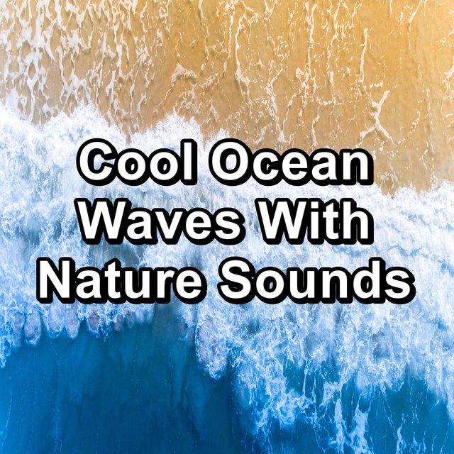 Cool Ocean Waves With Nature Sounds