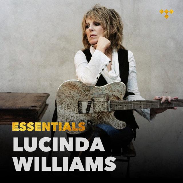 Cover art for album Lucinda Williams Essentials by TIDAL