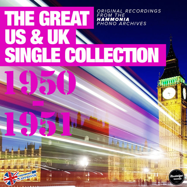 The Great US & UK Single Collection 1950-1951