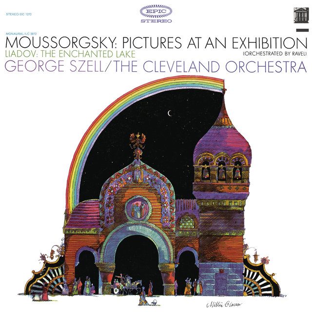 Mussorgsky: Pictures at an Exhibition - Liadov: The Enchanted Lake, Op. 62