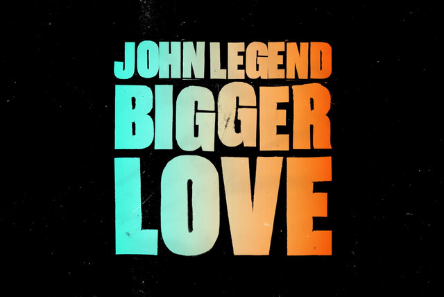 Bigger Love (Official Lyric Video)