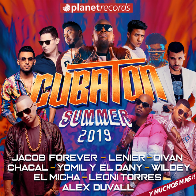 CUBATON SUMMER 2019 - 30 Urban Cuban Hits