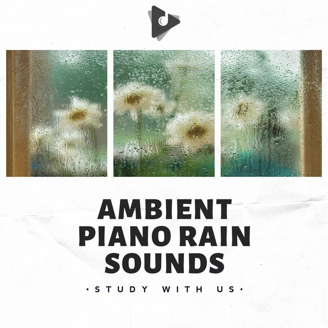 Ambient Piano Rain Sounds